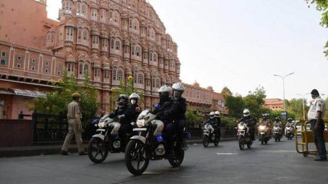 राजस्थान में 10 से 24 मई तक कंप्लीट लॉकडाउन का ऐलान, शादियों पर रोक; सार्वजनिक परिवहन पर भी लगेगा ब्रेक