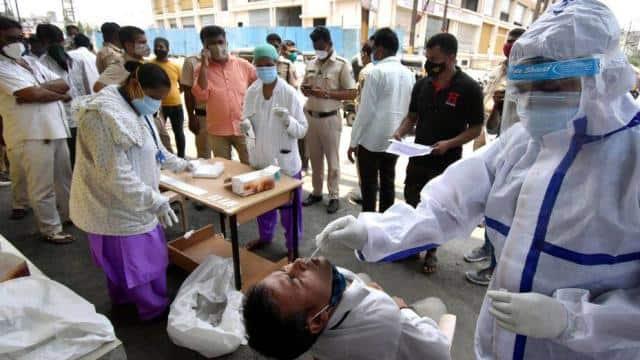 महाराष्ट्र, यूपी समेत इन नौ राज्यों से गुड न्यूज, कोरोना वायरस के नए केस बढ़ने की रफ्तार थमी