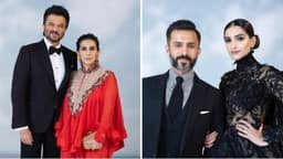 anil kapoor wife sunita wish sonam kapoor third wedding anniversary and shares a special photo with