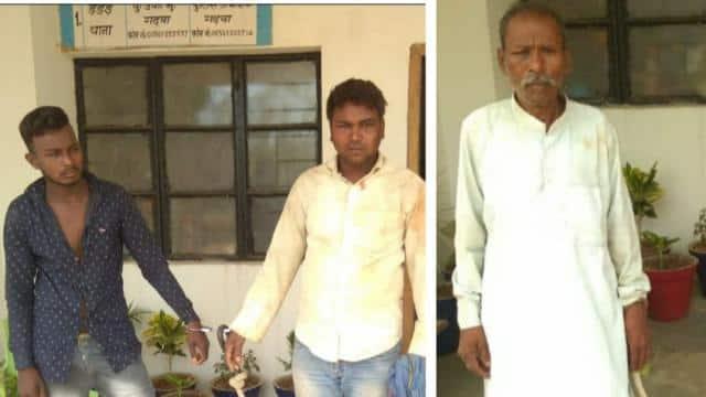 गढ़वाः लेवी लेने आए तीन हथियारबंद नक्सलियों को ग्रामीणों ने दबोचा