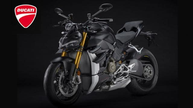 ducati streetfighter v4 launched