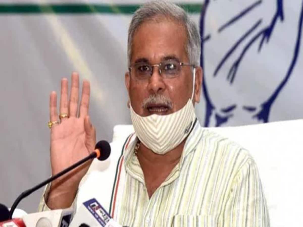 Chhattisgarh cm bhupesh baghel says Will quit CM post moment Sonia Gandhi Rahul Gandhi ask me to do so - ...तो छोड़ दूंगा CM की कुर्सी, टीएस देव सिंह से विवाद पर