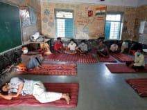 COVID-19: सिरसा के गांवों में स्कूल बनाए गए होम आइसोलेशन सेंटर