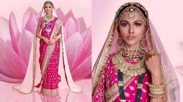 Miss Universe 2020: भारत की एडलिन कैस्टेलिनो ताज से चूकीं लेकिन इंडियन साड़ी लुक ने जीता लोगों का दिल, देखें तस्वीरें