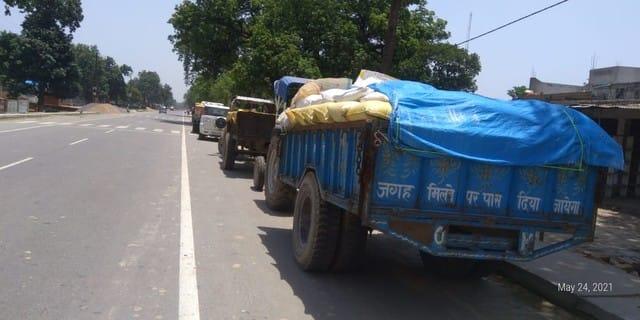 बहराइच। हिन्दुस्तान संवाद सरकार की ओर से किसानों की उपज की तौल को उनके...