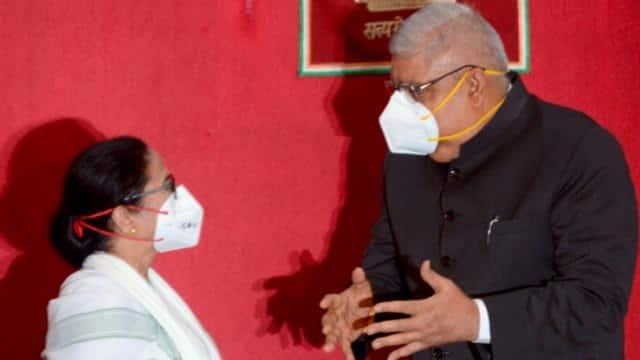 ममता बनर्जी झूठ बोल रहीं, पहले ही दिए थे PM की मीटिंग के बायकॉट के संकेत: गवर्नर जगदीप धनखड़