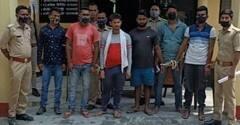 दूल्हे के भाई समेत आधा दर्जन आरोपी गिरफ्तार