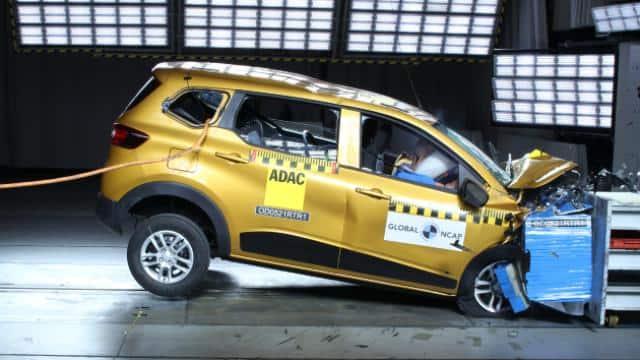 बच्चों और वयस्कों के लिए कितनी सुरक्षित है Renault की सबसे सस्ती 7-सीटर कार Triber, देखें क्रैश टेस्ट रिपोर्ट