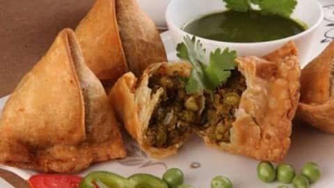 cocktail samosa recipe in hindi