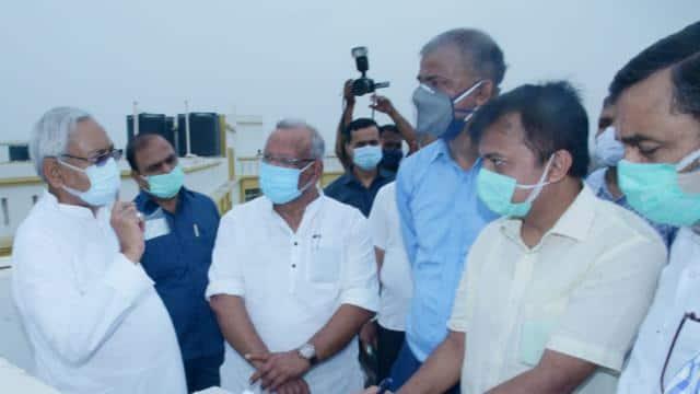 पटना की सड़कों पर निकले सीएम नीतीश, कहा- बिहार में फीडबैक के आधार पर अनलॉक-2 पर निर्णय लेंगे