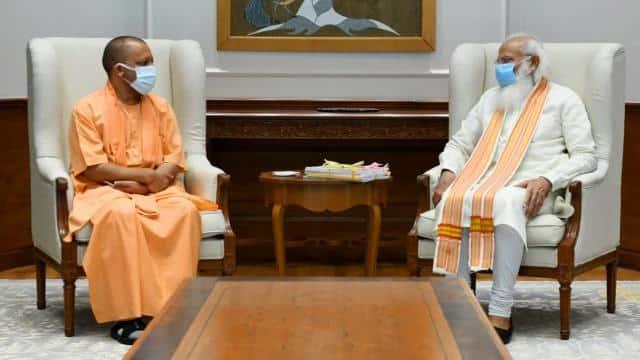 यूपी में होगा फेरबदल? अमित शाह के बाद पीएम नरेंद्र मोदी से मिले सीएम योगी आदित्यनाथ