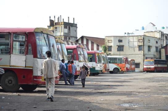 बिना संसाधनों के रोडवेज बसों में कोरोना से लड़ाई