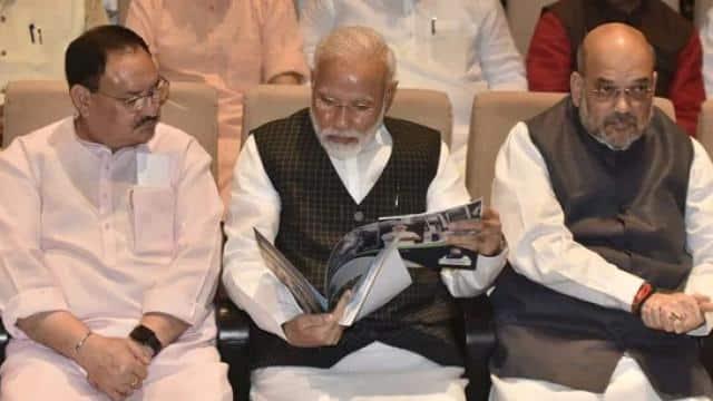 Modi Shah Nadda
