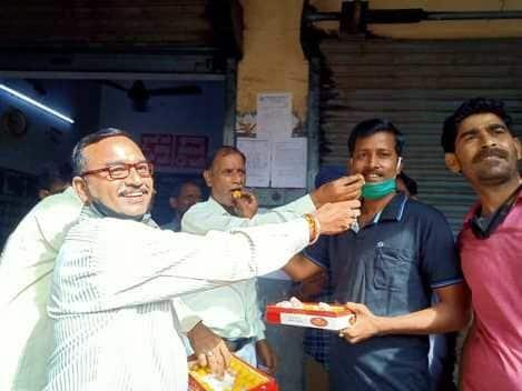 रोडवेज कर्मियों ने घर वापसी का नियम बनने पर जताई खुशी
