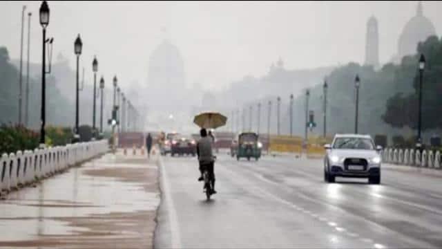 दिल्ली वालों को उमस भरी गर्मी से मिली राहत, मूसलाधार बारिश शुरू, जानें अगले 48 घंटे कैसा रहेगा मौसम