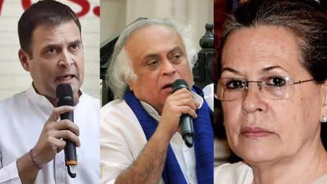 कांग्रेस नेता जयराम रमेश का सोनिया-राहुल पर सीधा निशाना, कहा- हमें नेतृत्व को करना होगा दुरुस्त