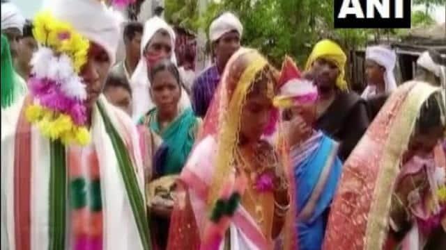 पढ़ाई करते-करते 2 लड़कियों से हुआ प्यार, फिर एक ही मंडप में दो दुल्हनों से दूल्हे ने रचाई शादी
