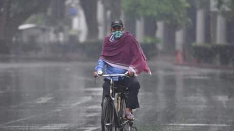 Weather News update Monsoon News rain in Bihar UP Delhi Hot weather IMD  Mauasam Samachar Rain Weather News Monsoon - India Hindi News - Weather  Update: बिहार-UP में बरसेंगे बादल, दिल्ली को और तड़पाएगी गर्मी, जानें देश  के मौसम का हाल
