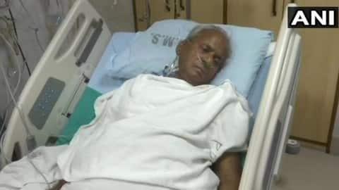 Former CM Kalyan Singh Health Updates admitted in PGI - भ्रामक है कल्याण  सिंह के निधन की खबर, अस्पताल ने कहा- तबीयत पहले से बेहतर