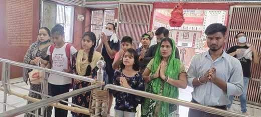 सुहागनगरी में गुरु पूर्णिमा का पर्व धूमधाम से मनाया गया। गुरु पूर्णिमा पर नगर में विभिन्न मंदिरों व आश्रमों पर गुरु पूजन के कार्यक्रम आयोजित किए गए।...