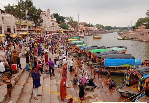 चित्रकूट। संवाददाता भगवान श्रीराम की तपोभूमि चित्रकूट धाम में बड़े उत्साह पूर्वक गुरु पूर्णिमा...