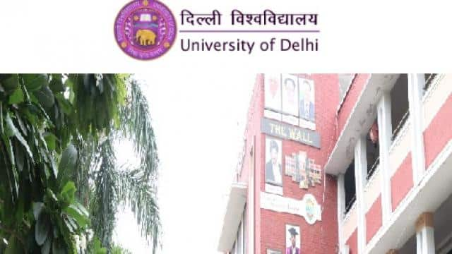 DU Admission 2021: Application for admission in PG, MPhil, PhD in Delhi University from July 26