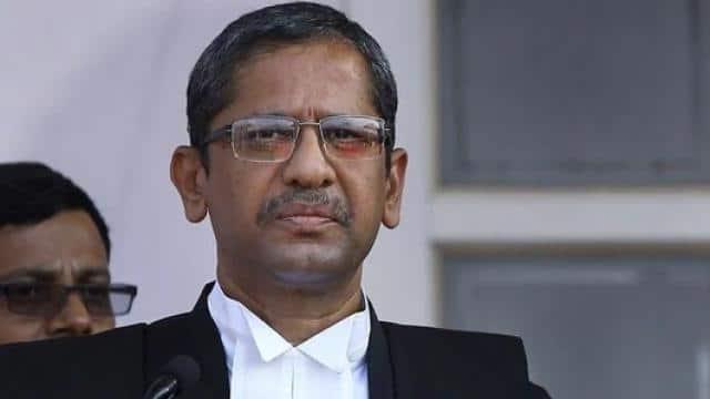 आंध्र-तेलंगाना पानी विवाद पर सुनवाई से CJI रमना ने खुद को किया अलग, बोले- दोनों राज्यों से मेरा संबंध