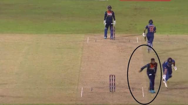 IND vs SL: 2nd T20 मैच में वनिंदु हसरंगा ने किया कुछ ऐसा, याद आ गए धोनी- Video