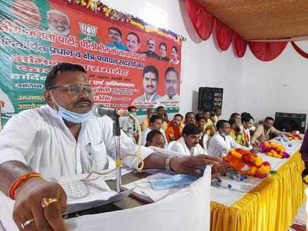 प्रभारी मंत्री स्वामी प्रसाद मौर्य के आगमन से पूर्व राजनीतिक तौर पर अचानक गतिविधियां बढ़ गई। पूरनपुर में बाबूराम पासवान और पीलीभीत बैंक्वट हाल में...