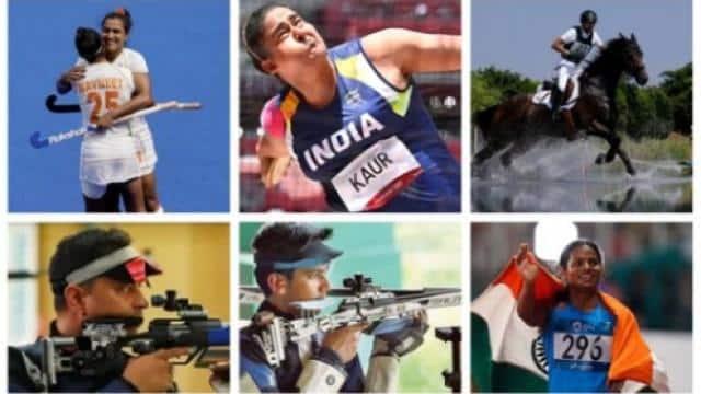 India at Tokyo Olympics 2020