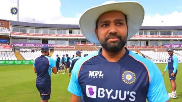 IND vs ENG: रोहित शर्मा ने कराया ऐसा खेल, विराट कोहली की नहीं रुक पाई हंसी- Video