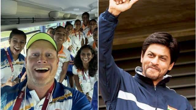 टोक्यो ओलंपिक में भारतीय महिला हॉकी टीम ने रचा इतिहास, शाहरुख खान बोले- 'आते हुए गोल्ड ले आना'