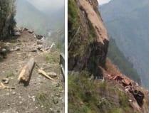 हिमाचल के किन्नौर में बड़ा हादसा, भूस्खलन में दबे बस में सवार 60 लोग, अब 3 लोगों की मौत