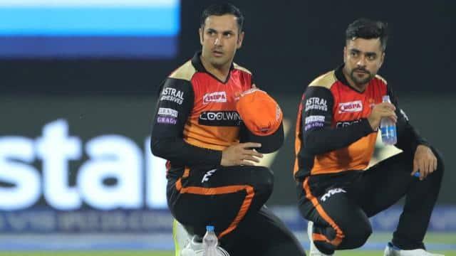 IPL 2021: सनराइजर्स हैदराबाद टीम से जुड़े अफगानिस्तान क्रिकेट के ये दो चमकते सितारे, फिलहाल क्वारंटीन में