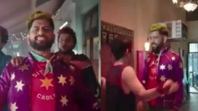 IPL 2021: एमसएस धोनी के नए ऐड ने मचाया धमाल, नया लुक हुआ वायरल-वीडियो