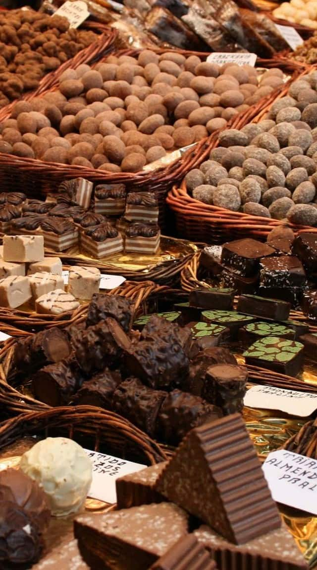 delicious chocolate dishes to try