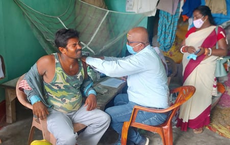महाअभियान : जिले में 90 हजार लोगों को लगा टीका