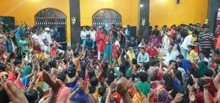 जिले में धूमधाम से मनाई गई जन्माष्टमी