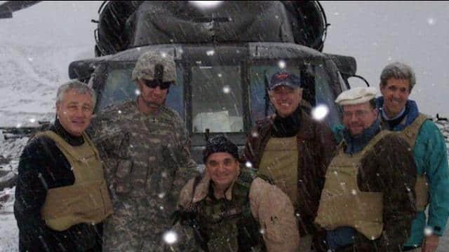 मुझे और मेरे परिवार को बचा लो...13 साल पहले बर्फीली तूफान में फंसे बाइडेन को बचाने वाले अफगानी की अमेरिका से गुहार