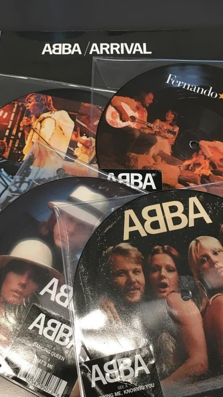 top hits of abba