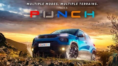 tata punch official launch