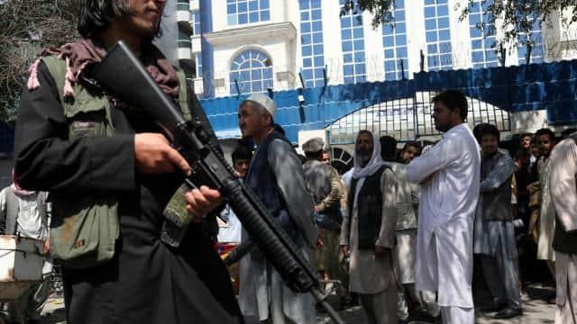 अमेरिका समेत सबके साथ काम करने को तैयार...तालिबान ने लगाई गुहार, कहा- अब प्रतिबंध हटाइए