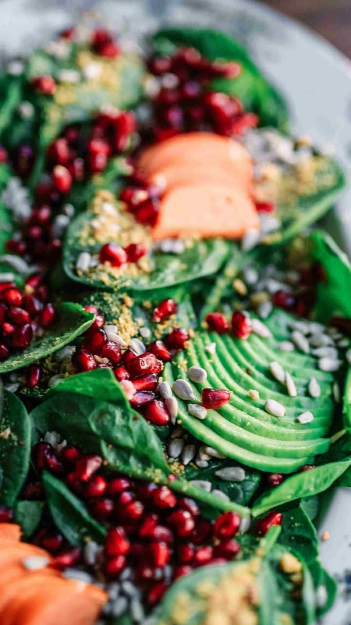 10 anti-ageing food options