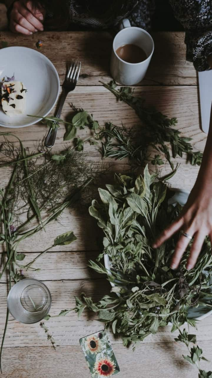 healthy herbs for your kitchen