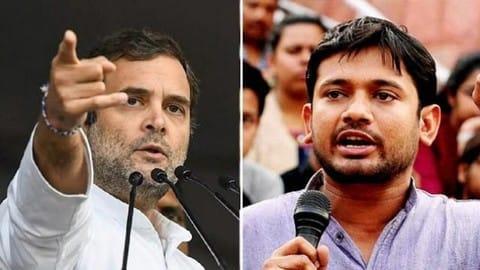 राहुल गांधी को है युवा नेताओं की नई टीम की तलाश, कन्हैया कुमार से पूरी होगी कांग्रेस की आस?