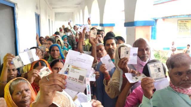 पंचायत चुनाव: बायोमेट्रिक सिस्टम से फर्जी मतदाताओं पर कसा जा रहा नकेल, 122 बोगस मतदाताओं की हुई पहचान