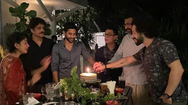 आमिर खान के साथ डिनर के दौरान भावुक हुए नागार्जुन, जानें वजह