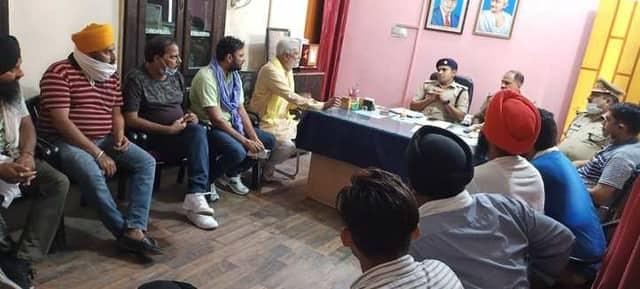 संयुक्त किसान मोर्चा के आह्वान पर काशीपुर में सोमवार को किसान संगठनों ने भारत बंद बुलाया है। किसानों के समर्थन में राजनीतिक दलों ने भी मोर्चेबंदी का...