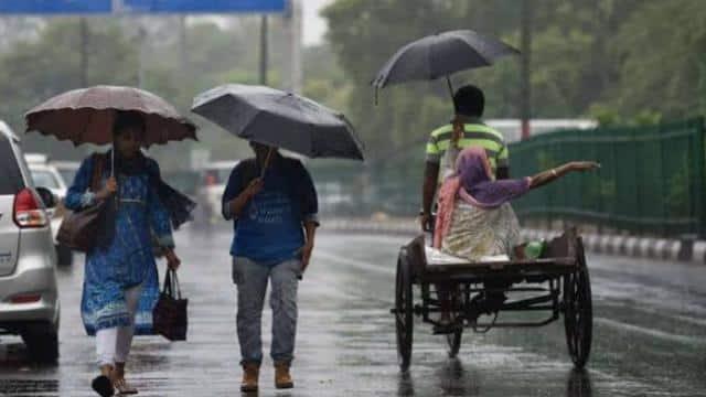 मौसम का मिजाज: चक्रवात गुलाब के असर से झारखंड के कई हिस्सों में हुई बारिश