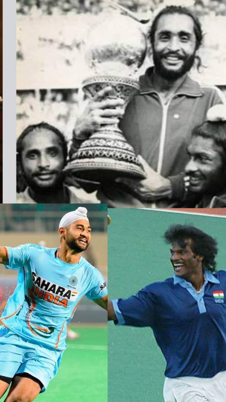 stars of indian hockey